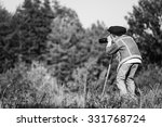 young photographer | Shutterstock . vector #331768724