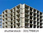 under construction building. | Shutterstock . vector #331798814