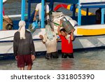 bali  nusa penida island ... | Shutterstock . vector #331805390
