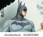 Постер, плакат: Batman model at Thung