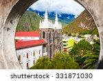la basilica de nuestra senora... | Shutterstock . vector #331871030
