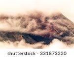tungurahua volcano smoking 29... | Shutterstock . vector #331873220