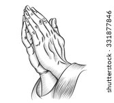 Praying Hands. Religion And...