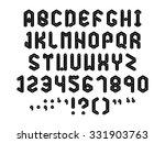 typography | Shutterstock .eps vector #331903763