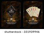 Casino Card Design Collection...