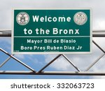 Welcome To The Bronx Street...