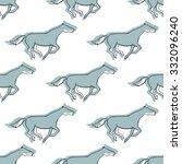 horse | Shutterstock .eps vector #332096240