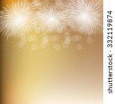 Illustration Of Fireworks ...