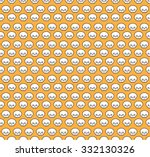 Skulls Pattern Background