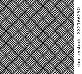 seamless checked texture.... | Shutterstock .eps vector #332166290