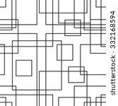 seamless geometric pattern.... | Shutterstock .eps vector #332168594