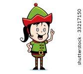 elf idea | Shutterstock .eps vector #33217150