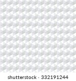 abstract geometric white... | Shutterstock . vector #332191244
