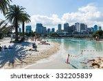 brisbane  australia   circa may ... | Shutterstock . vector #332205839