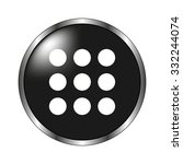 menu icon   vector button