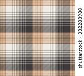 seamless tile pattern  plaid | Shutterstock .eps vector #332283980