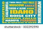 idaho usa state cities list ...