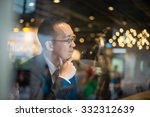 asian business people on coffee | Shutterstock . vector #332312639