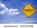Crossraod   Just Ahead