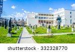 sofia  bulgaria  april 2  2015  ... | Shutterstock . vector #332328770