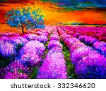 Original Oil Painting Of...