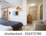 Stock photo hostel room interior 332372780