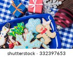 Homemade Christmas Gingerbread...