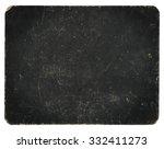 vintage banner  blackboard or... | Shutterstock . vector #332411273