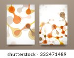 set of brochure  poster... | Shutterstock .eps vector #332471489