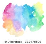 colorful pink violet purple... | Shutterstock . vector #332475503