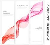 abstract template vertical... | Shutterstock .eps vector #332485640