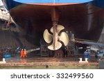 rotterdam  netherlands   sep 5  ... | Shutterstock . vector #332499560