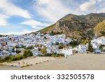 chefchaouen  morocco   sep 10 ... | Shutterstock . vector #332505578