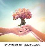 corporate social responsibility ... | Shutterstock . vector #332506208