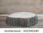 log wooden | Shutterstock . vector #332540180