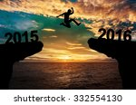 A Man Jump Between 2015 And...