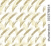 vector seamless pattern with...   Shutterstock .eps vector #332578814