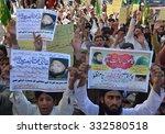 quetta  pakistan   oct 28 ... | Shutterstock . vector #332580518