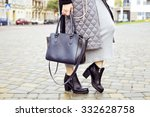 Black Ankle Boots  Dark Blue...