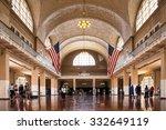 Ellis Island  New York City  ...
