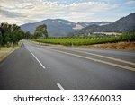 scenic shots along highway 12 ... | Shutterstock . vector #332660033