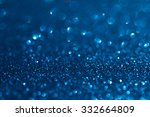 Abstract dark blue glitter...