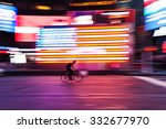 picture with camera made motion ... | Shutterstock . vector #332677970