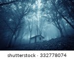 Abandoned Haunted House In The...