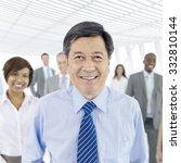 business people corporate... | Shutterstock . vector #332810144