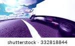 truck  transport and corporate... | Shutterstock . vector #332818844