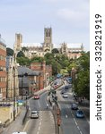 Lincoln  Lincolnshire Uk   July ...