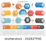 seo and searching web... | Shutterstock .eps vector #332837930