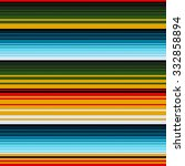 mexican ethnic striped seamless ... | Shutterstock .eps vector #332858894