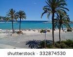 france  menton   circa june... | Shutterstock . vector #332874530